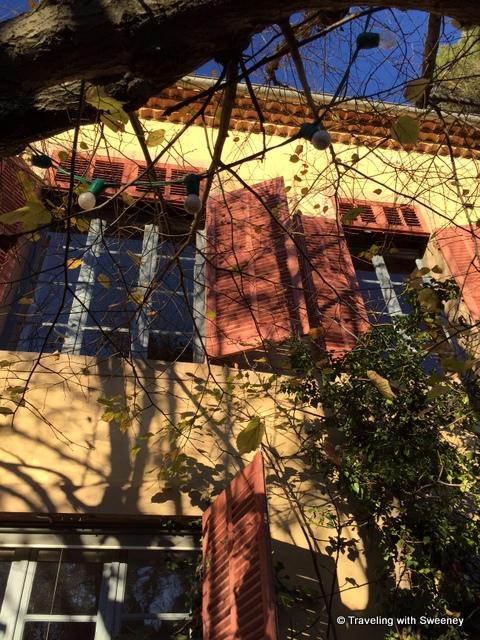 Cézanne's Lauves Studio exterior