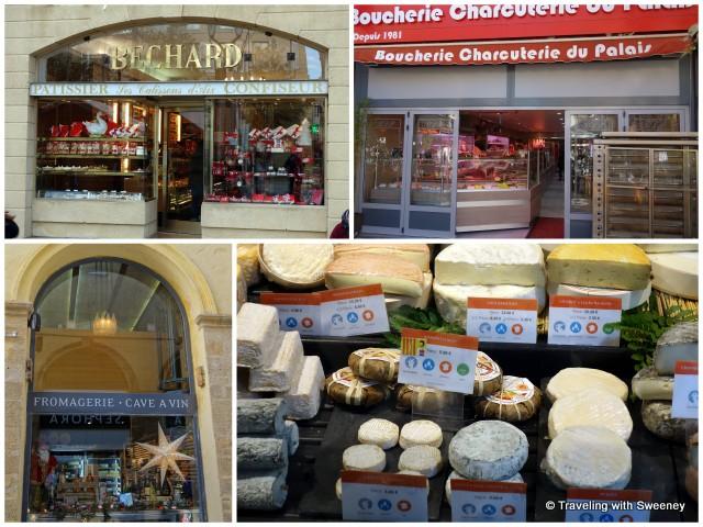 Patisserie, boucherie, fromagerie in Aix-en-Provence