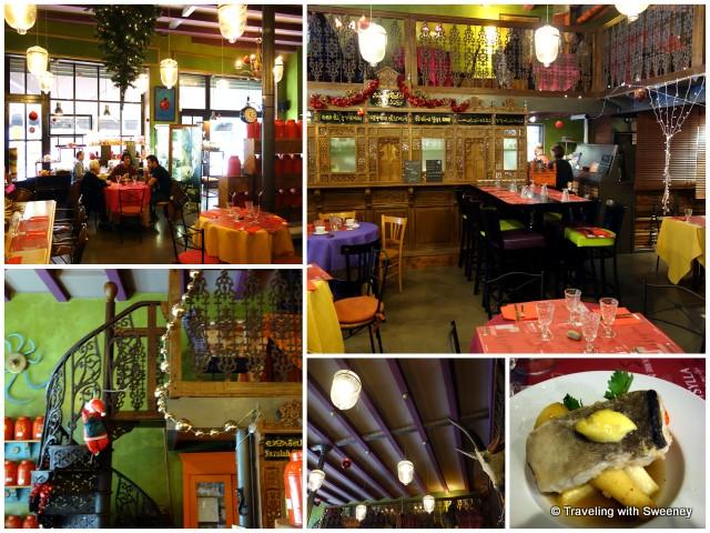 Les Thés au Soleil, restaurant and tearoom in Cavaillon, France