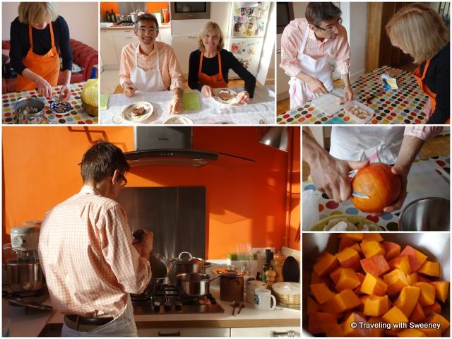 Viator Paris Cooking Class: French Christmas Menu