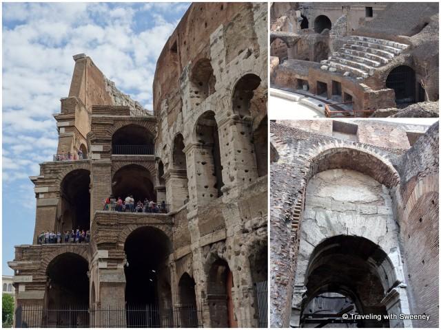 Colosseum scenes