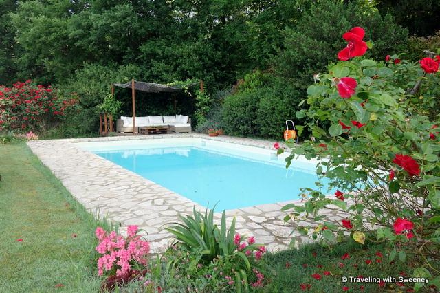 La Novellina pool