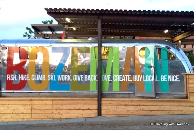 "The Victory Taco food truck says a lot about Bozeman -- ""Fish, Hike, Climb, Ski, Work, Give Back, Love, Create, Buy Local, Be Nice"""