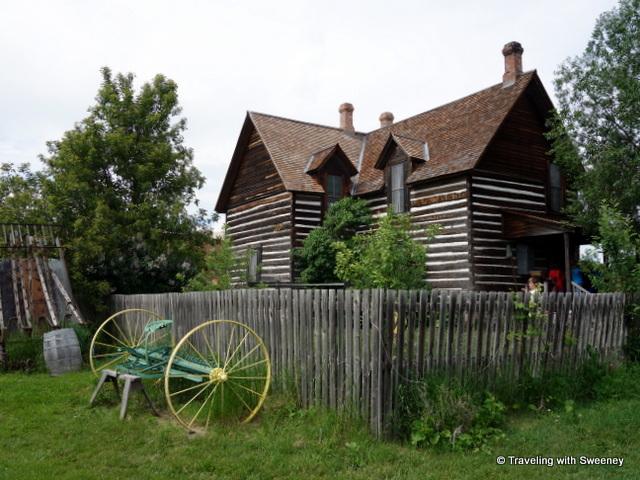 Museum of the Rockies Living History Farm, Bozeman, Montana