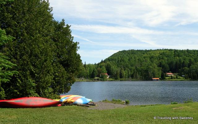 Lac des Frères at Domaine Valga, Quebec