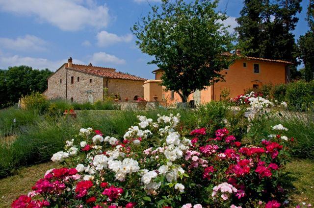 Tuscany villa for familes: Borgorosa, Mercatale Val di Pesa