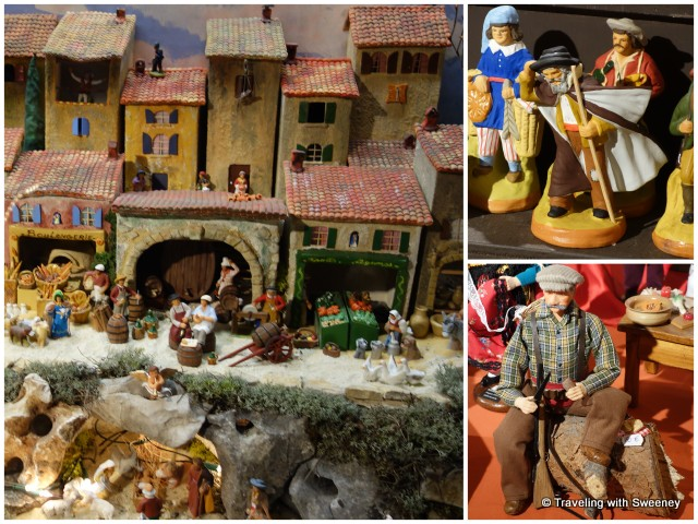christmas tradition of provence santons ForCreche Salon De Provence