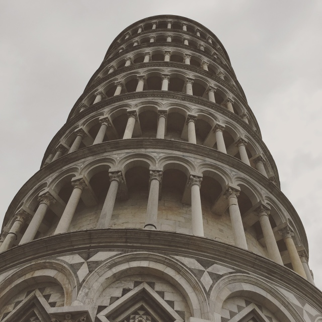 The Leaning Tower of Pisa -- Tuscany on Instagram