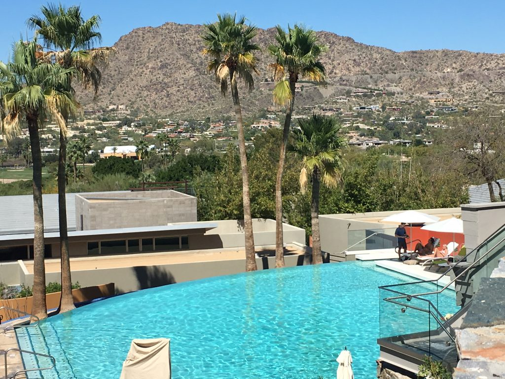 First Impressions Sanctuary On Camelback Resort And Spa