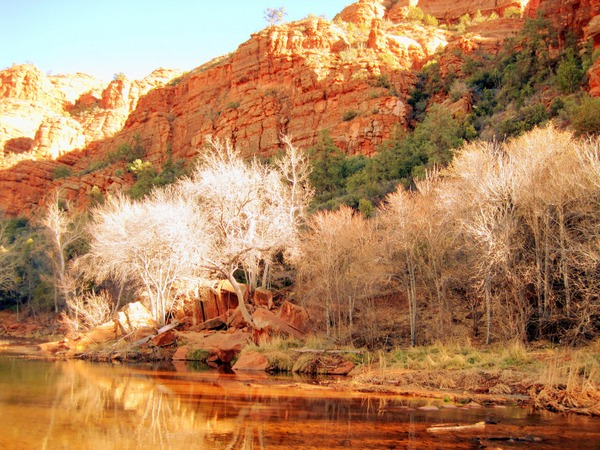 Sedona -- Photo by Julie Cohn