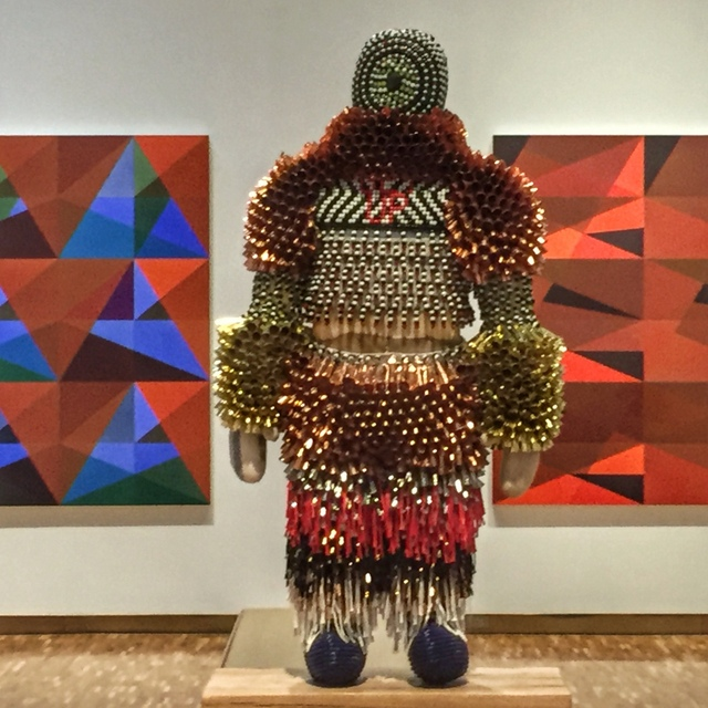 Innovative Native American art at Haggerty Museum in Milwaukee